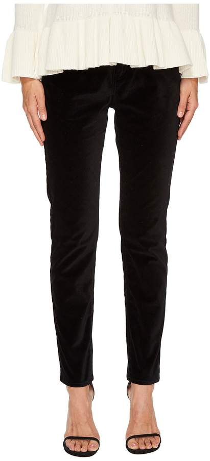 Kate Spade New York - Stretch Velveteen Pants Women's Clothing