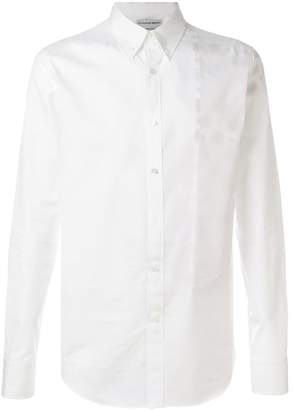 Alexander McQueen long-sleeve Oxford shirt