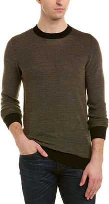 Antony Morato Crewneck Wool-Blend Sweater