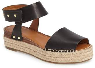 Franco Sarto Oak Platform Wedge Espadrille (Women)