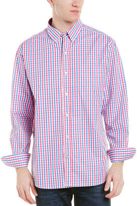 J.Mclaughlin Carnegie Regular Fit Woven Shirt