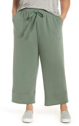 Caslon Off Duty Easy Drawstring Pants