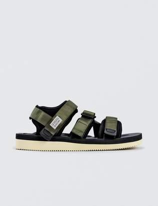 Suicoke Olive Kisee-V Sandals