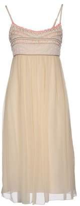 Blank Knee-length dress