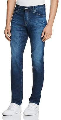AG Jeans Everett Straight Slim Fit Jeans in 6 Years Poet