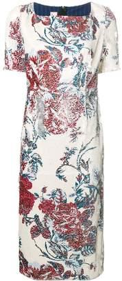 Antonio Marras sequinned midi dress