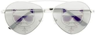 Karl Lagerfeld Kreative sunglasses