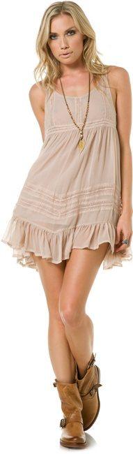 Billabong Ever So Sweet Dress