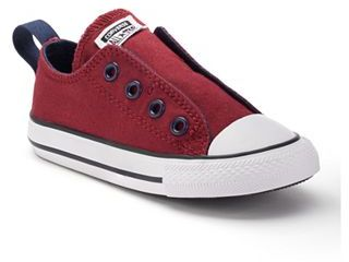 Baby / Toddler Converse Chuck Taylor All Star Simple Slip Shoes $30 thestylecure.com