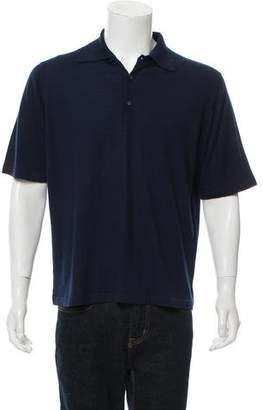 Malo Cashmere Polo Shirt