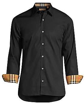 Burberry Men's William Button-Down Shirt
