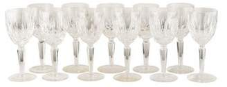 Waterford Set of 11 Kildare Claret Wine Glasses