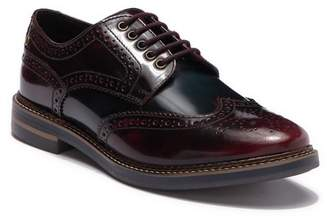 Base London Rothko Wingtip Leather Oxford