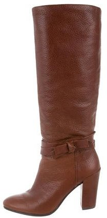 Kate Spade Kate Spade New York Leather Knee-High Boots
