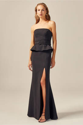 C/Meo Collective MODE GOWN black