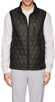 Rainforest MEN'S HEATED DIAMOND-QUILTED VEST