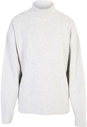 Tom Ford Grey Oversized Sweater