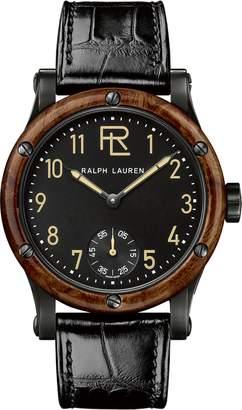 Ralph Lauren 45 MM Steel