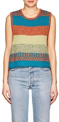 Simon Miller Women's Vevo Wool Side-Tie Sweater
