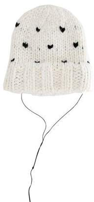 Rebecca Minkoff Knit Headphones Beanie w/ Tags