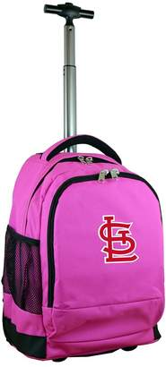 St. Louis Cardinals Premium Wheeled Backpack
