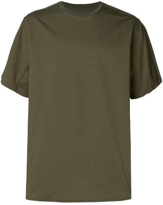 Oamc short-sleeve plain T-shirt