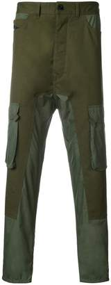 Diesel Black Gold cargo pants