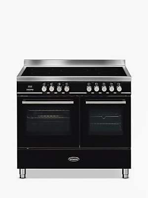 Britannia RC-10TI-QL Q-Line Induction Hob Range Cooker