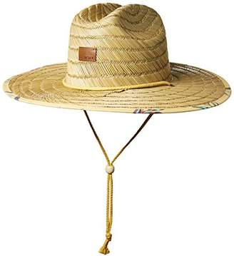 Roxy Junior's Tomboy Straw Hat