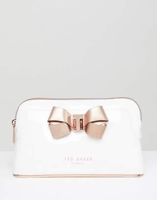 Ted Baker Structured Bow Makeup Bag