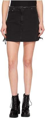 McQ Laced Mini Skirt Women's Skirt