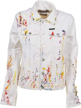 Calvin Klein Jeans Paint Splash Jacket