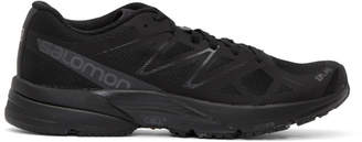 Salomon Black S-Lab Sneakers