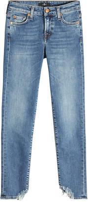 7 For All Mankind Pyper Crop Skinny Jeans