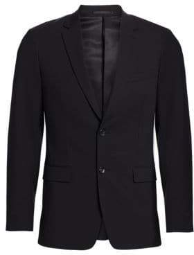 Theory Wellar Stretch Wool Blazer
