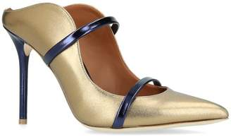 Malone Souliers By Roy Luwolt Leather Maureen Mules 100