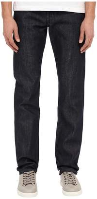 Naked & Famous Denim Weird Guy Indigo Selvedge Denim Jeans Men's Jeans