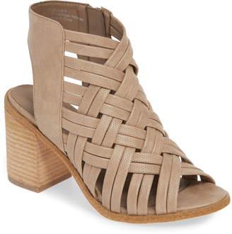 Very Volatile January Woven Sandal