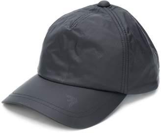 4b2bd511a97 Emporio Armani panelled logo cap