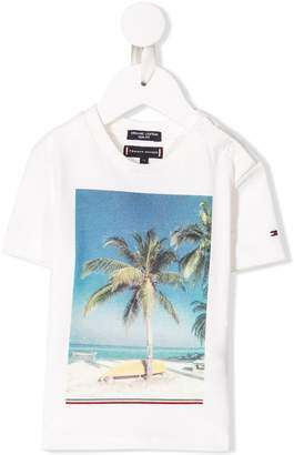 Tommy Hilfiger Junior photographic print T-shirt