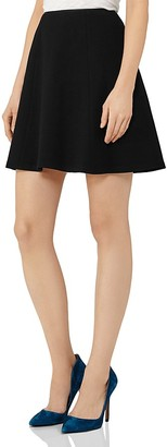 REISS Joanie Circle Skirt $180 thestylecure.com