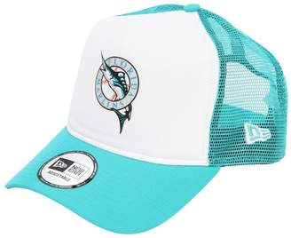 New Era Mlb Coast To Coast Trucker Hat