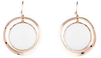 Ippolita Rosé Quartz Drop Earrings