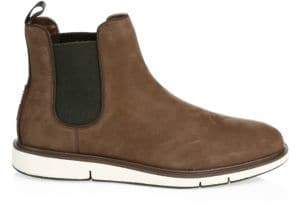 Swims Motion Leather Chelsea Boots