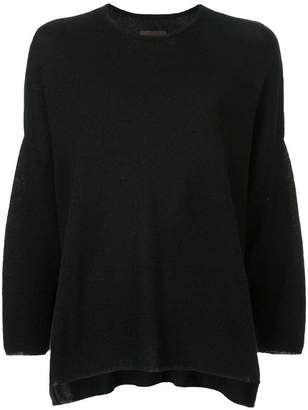 Oyuna crew neck jumper