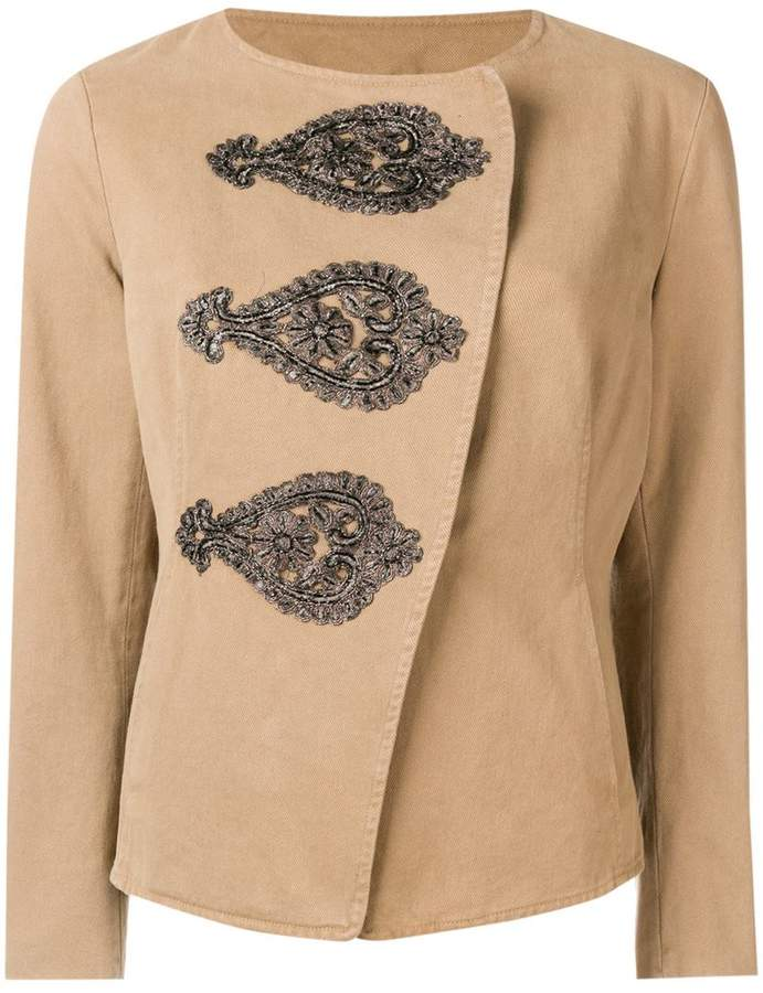 Bazar Deluxe fitted jacket