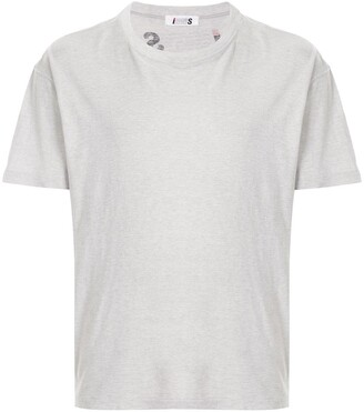 Issey Miyake Pre-Owned 1980's Sports Line small logo T-shirt