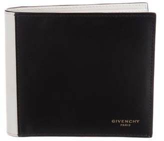 Givenchy Leather Bifold Wallet
