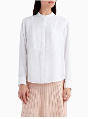 Jason Wu Grey By Twill Shirt Top