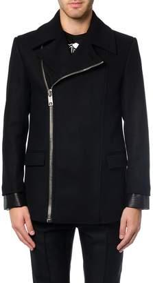Les Hommes Asymmetric Zip Jacket